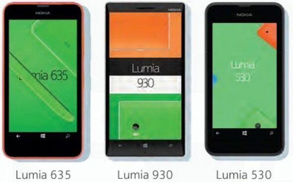 Спецификации Lumia 530 пока неизвестны