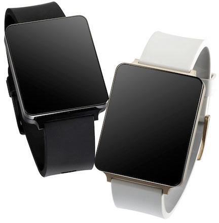 ����� ���� LG G Watch ����� ���������� �� ����������� ������������ �� ������ LG, �� � ������ ��������