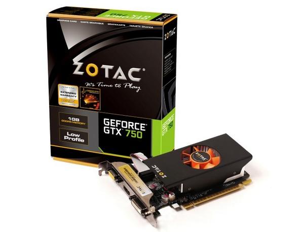 Zotac GeForce GTX 750 (ZT-70702-10M)