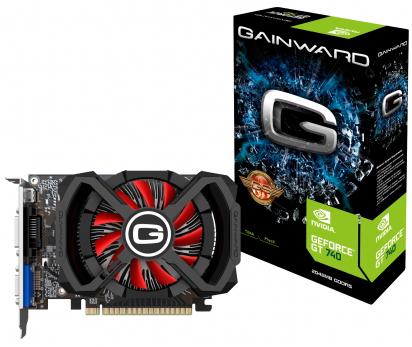 Gainward Nvidia GeForce GT 740 Golden Sample