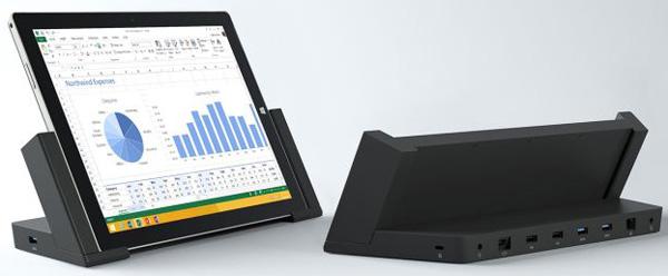 Microsoft Surface Pro 3 и стыковочная станция