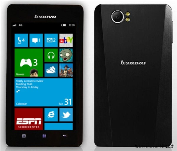 Lenovo  Windows Phone 8