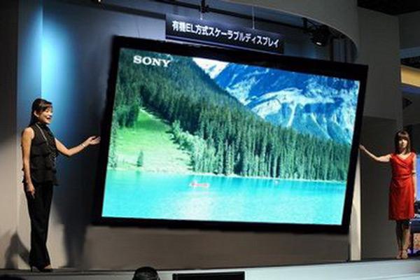 В Sony окончательно пришли к выводу, что в ближайшее время OLED не удастся догнать жидкокристаллическую технологию