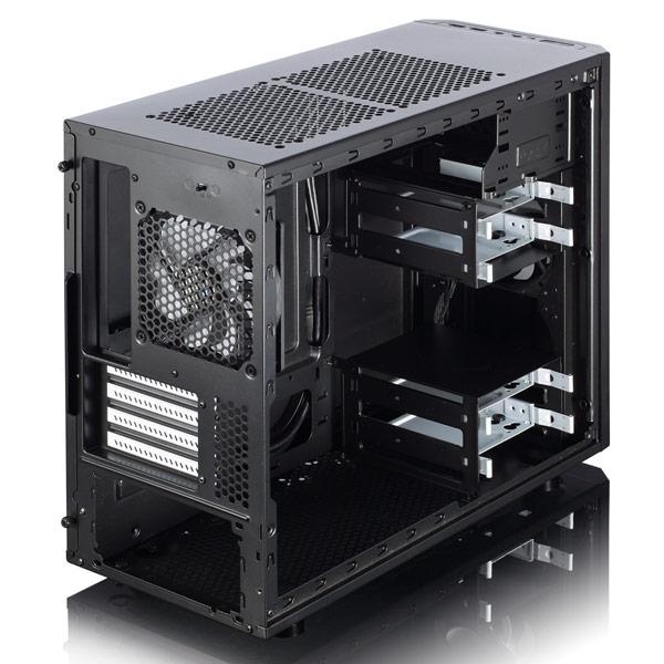 Корпус для ПК Fractal Design Core 1500 вмещает 3D-карты длиной до 380 мм