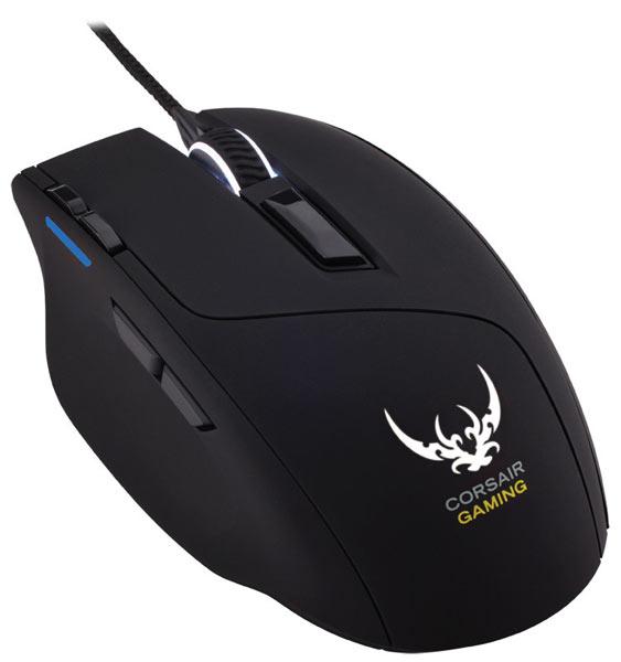 Мышь Corsair Gaming Sabre RGB Laser Mouse стоит $70, Corsair Gaming Sabre RGB Optical Mouse — $60