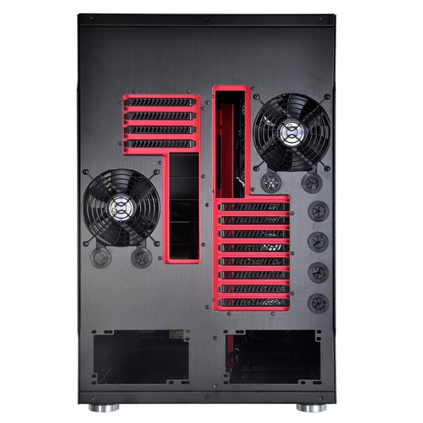 Размеры корпуса для ПК Lian Li PC-D666 — 381 х 580 х 510 мм