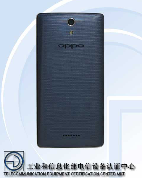 Смартфон Oppo 3007 получил дисплей размером 4,7 дюйма