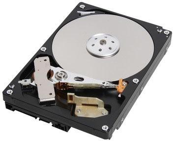 Новые жесткие диски Toshiba характеризуются скоростью вращения шпинделя 7200 об/мин