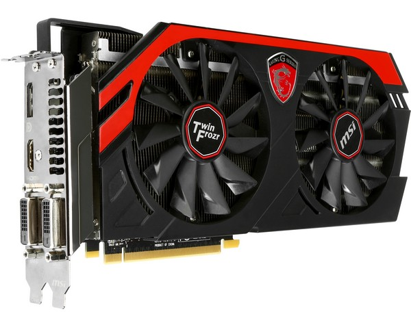 MSI Radeon R9 290X Gaming 8 ГБ