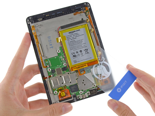 Amazon Kindle Voyage iFixit