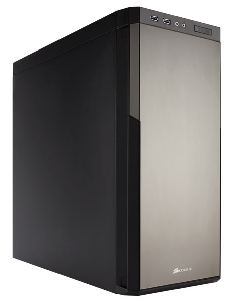 Корпус Corsair Carbide 330R Titanium Edition стоит $100