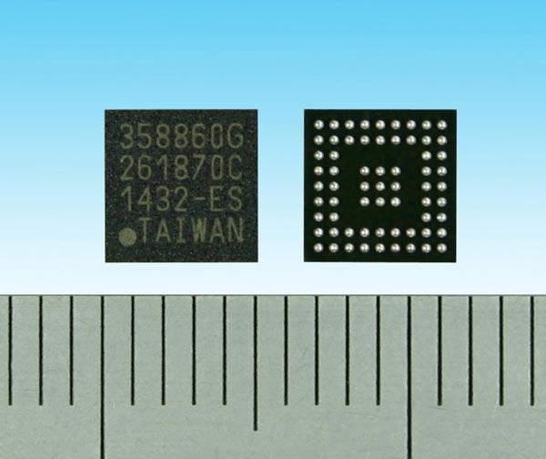 Микросхема Toshiba TC358860XBG предназначена для планшетов, планшетофонов, карманных игровых консолей и моноблочных ПК