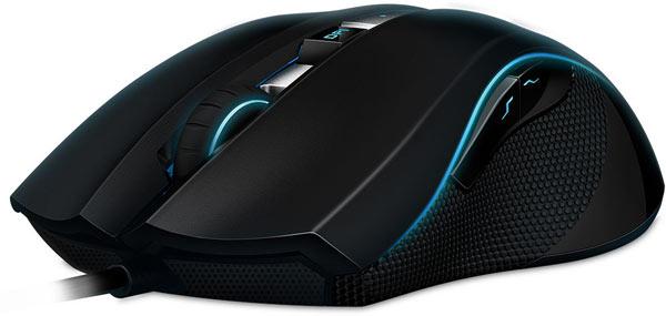 Мышь Rapoo Vpro V900 имеет семь кнопок