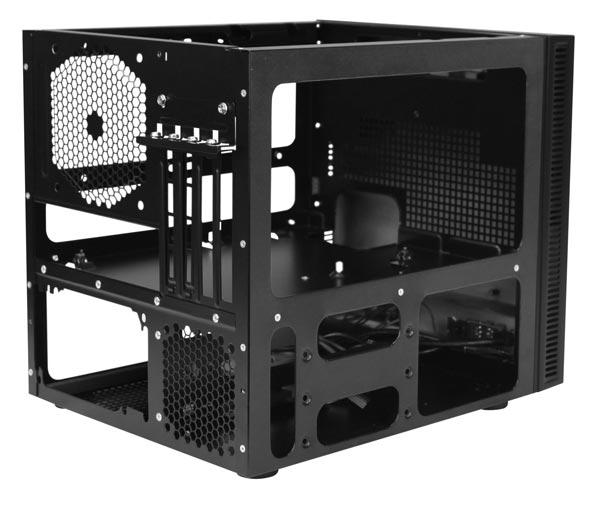 Цена корпуса Antec ISK600M равна 84 евро