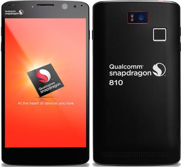 Цена референсного смартфона SoC Qualcomm Snapdragon 810 примерно равна $800, планшет стоит около $1000