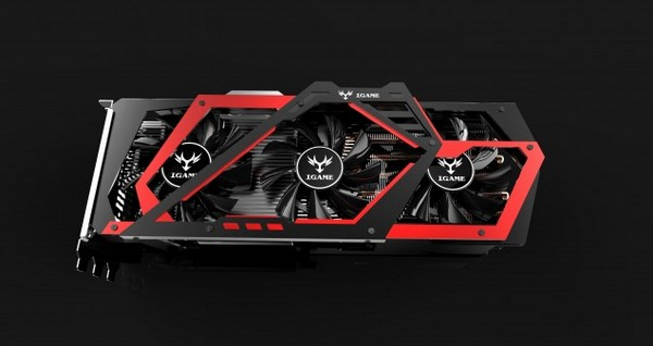 Colorful iGame GeForce GTX 980 Kudan