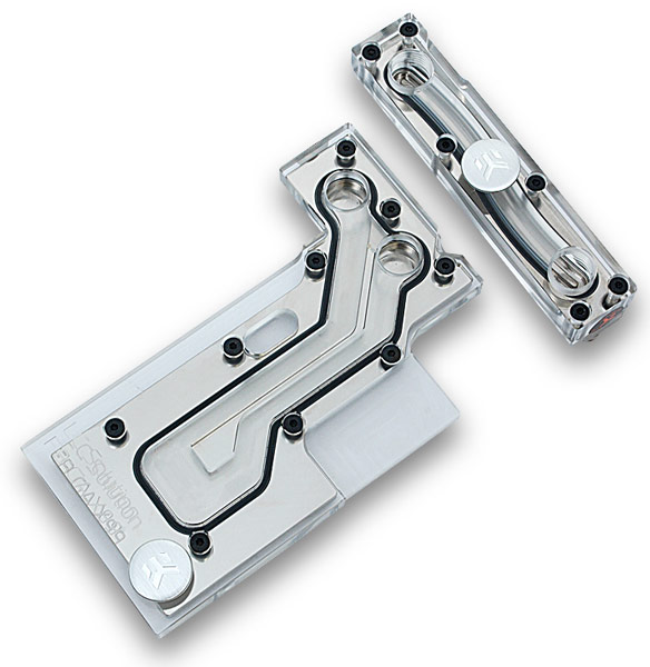 �������� EK Water Blocks ��������� ��������� ��� ��������� ���� ����� Gigabyte X99