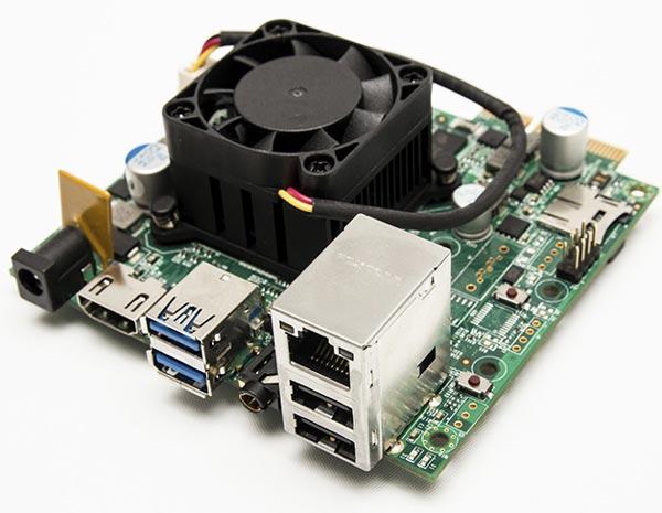 Gizmo 2 — x86-совместимый одноплатный компьютер для встраиваемых систем и электронных самоделок