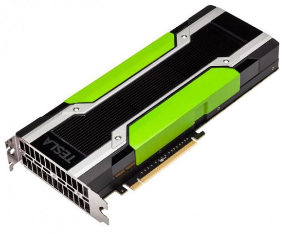 Производительность ускорителя Nvidia Tesla K80 оценивается в 2,9 TFLOPS