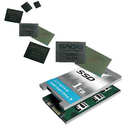 В контроллерах Sage S68X используется многоядерная архитектура