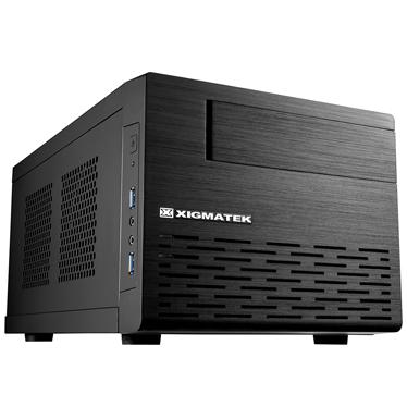 В компьютерном корпусе Xigmatek Eris можно разместить СВО с 240-миллиметровым радиатором