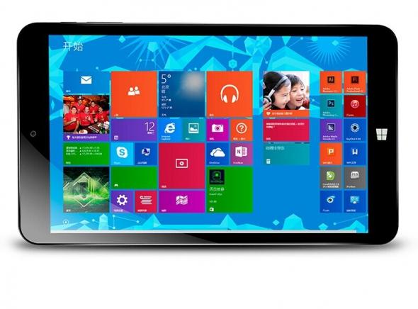 Chuwi Vi8   самый дешевый планшет на ОС Windows и 2ГБ оперативной памяти