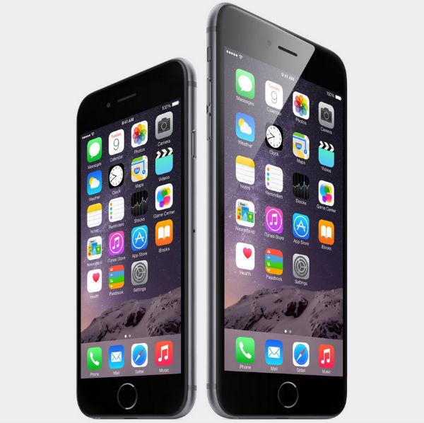 Смартфонов iPhone 6 продается вдвое больше, чем iPhone 6 Plus