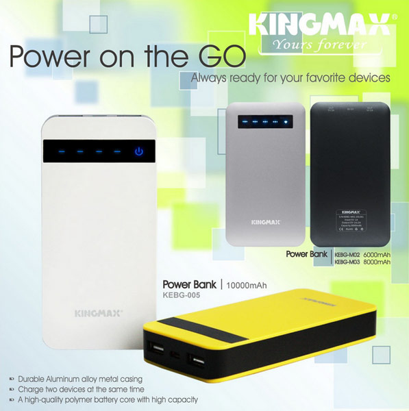 ��� ���������� ������������ Kingmax KEBG-005 ��������� 92%