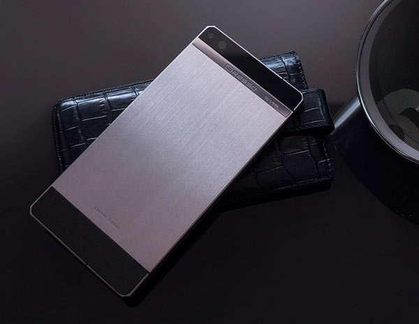 Цена смартфона Gresso Regal R1 — $3000