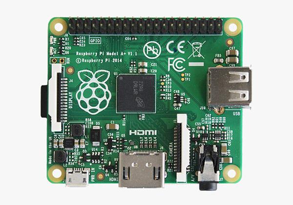 Raspberry Pi Model A+ стоит $20