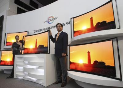 По оценке Samsung, время доступных телевизоров OLED наступит через три-четыре года