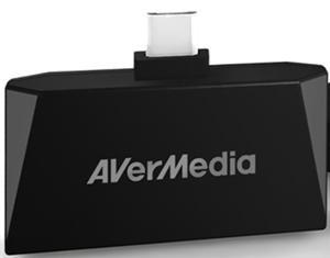 Тюнер AVerTV Mobile 510 весит всего 7,5 г