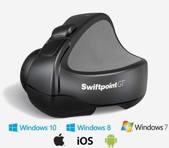 На выпуск устройства Swiftpoint GT, заменяющего мышь, уже собрано в пять раз больше средств, чем планировалось