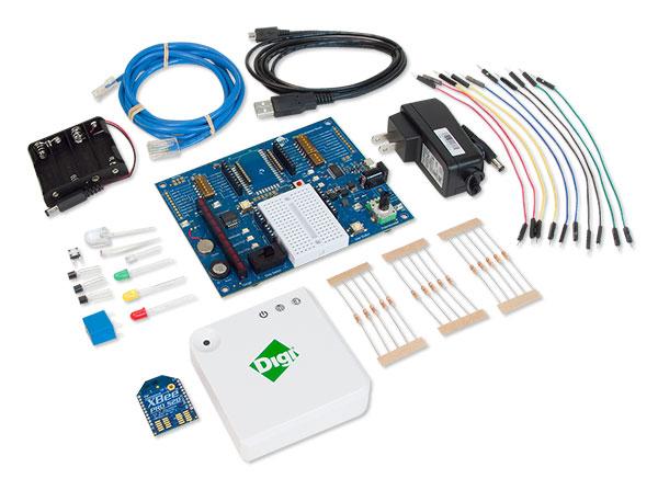 Цена XBee ZigBee Cloud Kit — $199