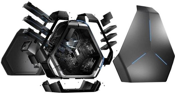 ����� ����� ������� �� ���������� �� Alienware Area-51 � ��������� �������