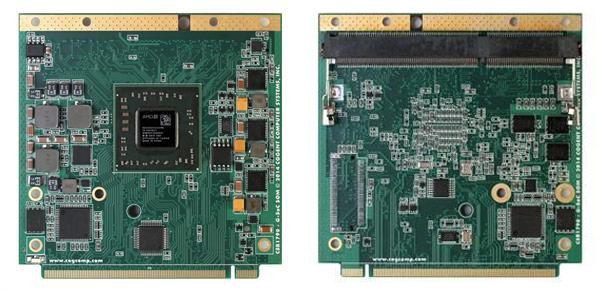 ��������������� ��������� SoC AMD GX-420CA �������� �� ������� 2,0 ���