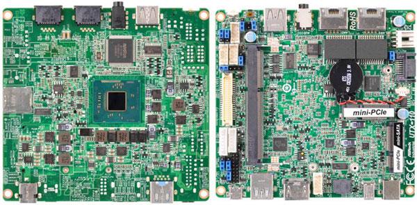 Для работы платы ASRock UTX-110 необходим источник постоянного напряжения 12 В