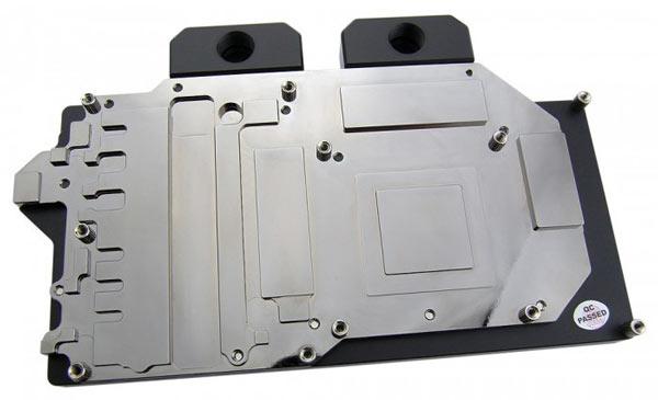 Водоблок Koolance VID-NX980 стоит $130