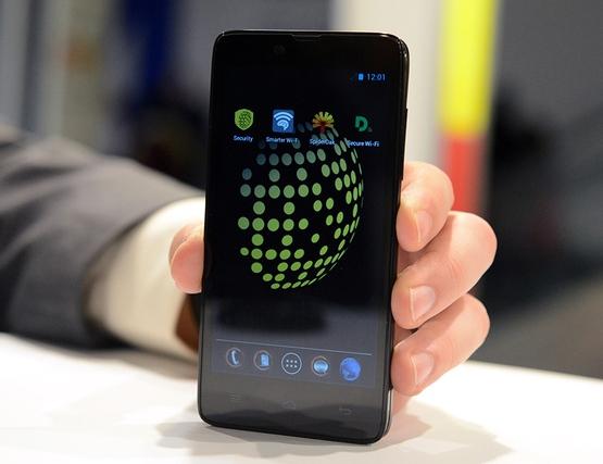 Blackphone планшет