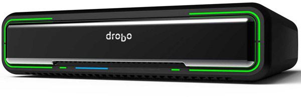 Как и в других хранилищах Drobo, в Drobo Mini 8TB используется фирменная технология Drobo BeyondRAID