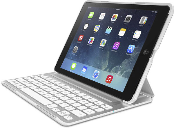 ����������� Belkin ��������� ���������� � ����� ��� ��������� Apple iPad Air 2 � Apple iPad mini 3