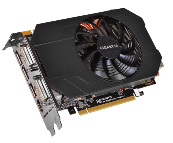 Gigabyte GTX 970 Mini-ITX (GV-N970IXOC-4GD)