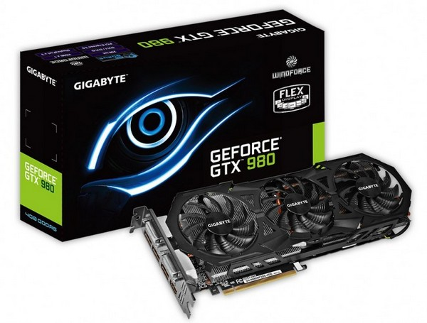 GeForce GTX 980 Gigabyte