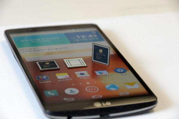 Компания lg electronics lg представила свой