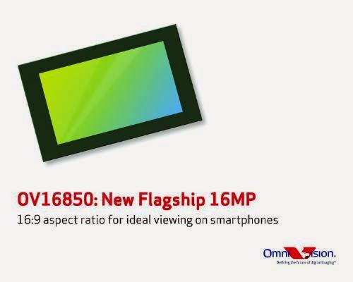 �������� ������ OmniVision OV16850 ������������� ������������ ������ � ������ �������� 2015 ����
