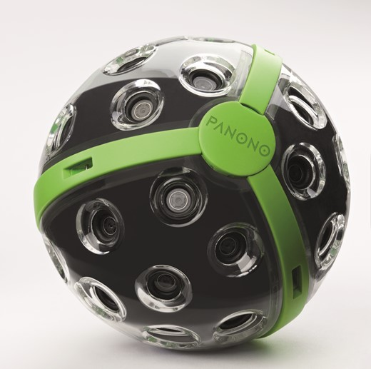 На выпуск камеры Panono удалось собрать 1,25 млн долларов