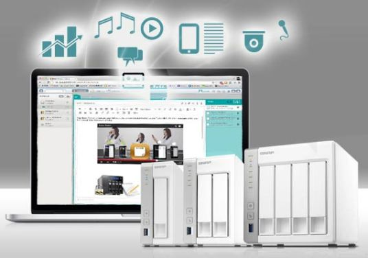 Основой домашних сетевых хранилищ QNAP Turbo NAS TS-x31 служит двухъядерный процессор Freescale