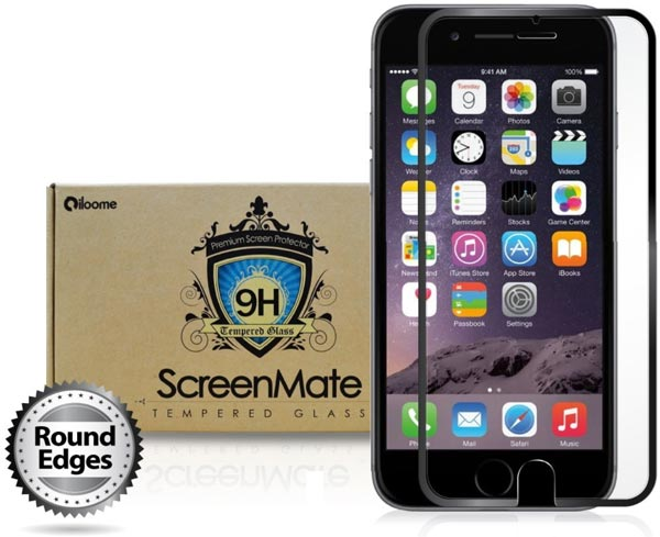 ���������� ������ iloome ScreenMate �������� �������� ������ ���������� Apple iPhone 6 � iPhone 6 Plus