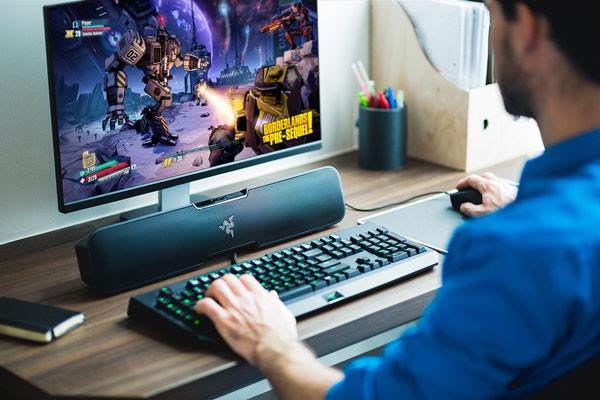 Активная акустическая система Razer Leviathan стоит 200 долларов