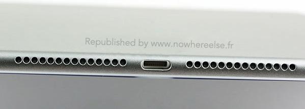 Вероятно, именно так выглядят громкоговорители iPad Air 2